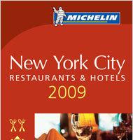 Guía Michelin 2009 de Nueva York ya está disponible