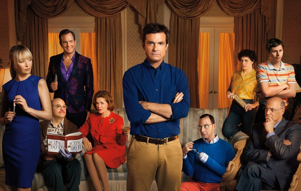 there is finally a date for the end of 'Arrested Development': the Bluth back to Netflix to finish season 5