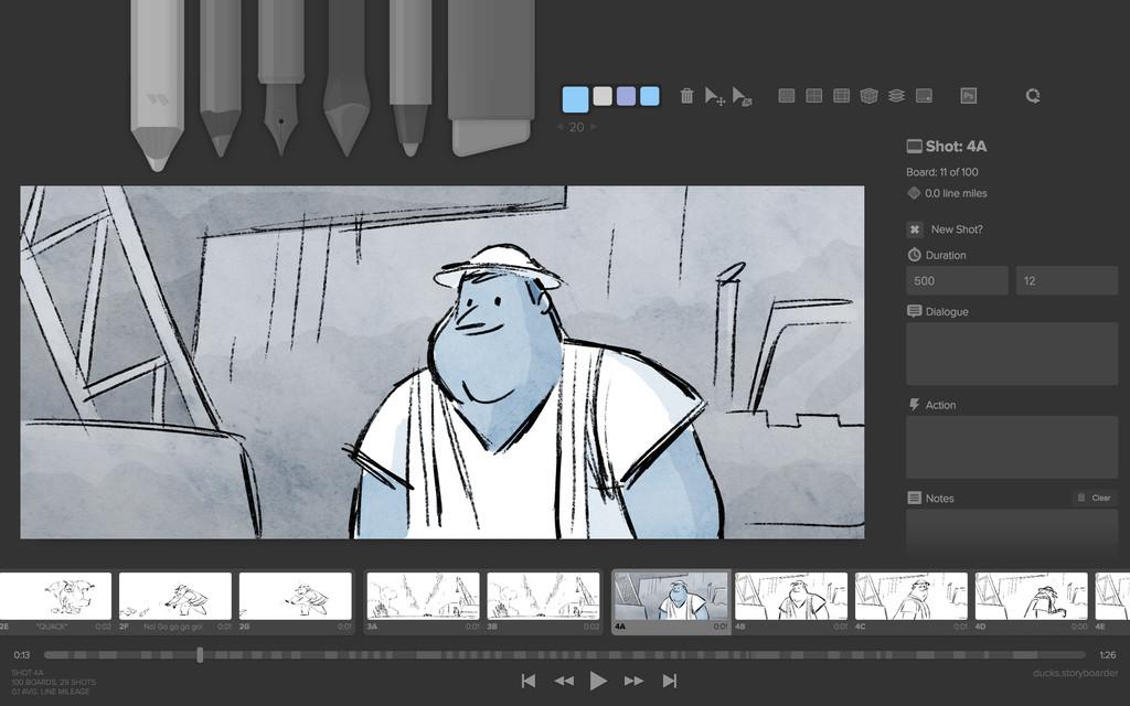 Da vida a tus historias con Storyboarder: un software open source para Windows, Mac y Linux