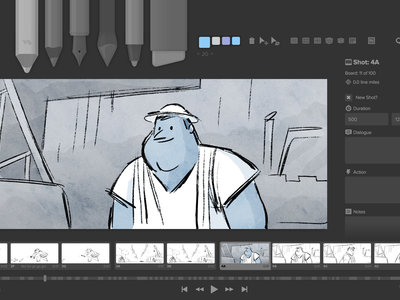 Da vida a tus historias con Storyboarder: un software open source para Windows, Mac y Linux