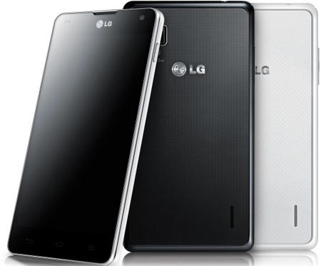 LG Optimus G, se anuncia oficialmente