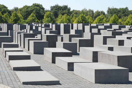 Le Memorial Aux Juifs Assassines Deurope Berlin 2727934499