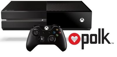Polk Audio prepara nuevos equipos de audio diseñados para la Xbox One