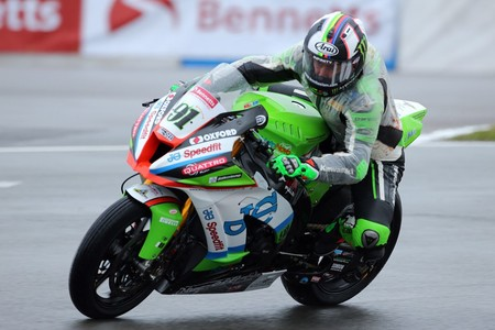 James Ellison Sbk