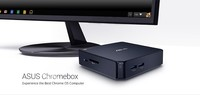 ASUS anuncia Chromebox con Intel Haswell, sistema estilo NUC por 179 dólares