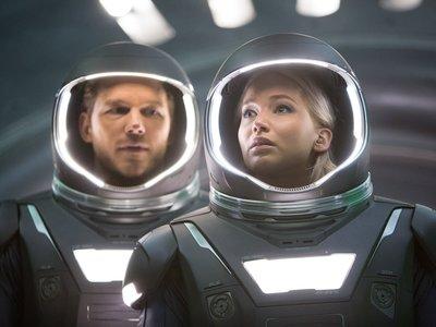 'Passengers', tráiler final y la rueda de prensa con Jennifer Lawrence y Chris Pratt (ACTUALIZADO)