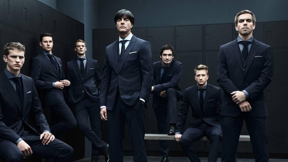 Foto de Hugo Boss selección alemana (1/4)