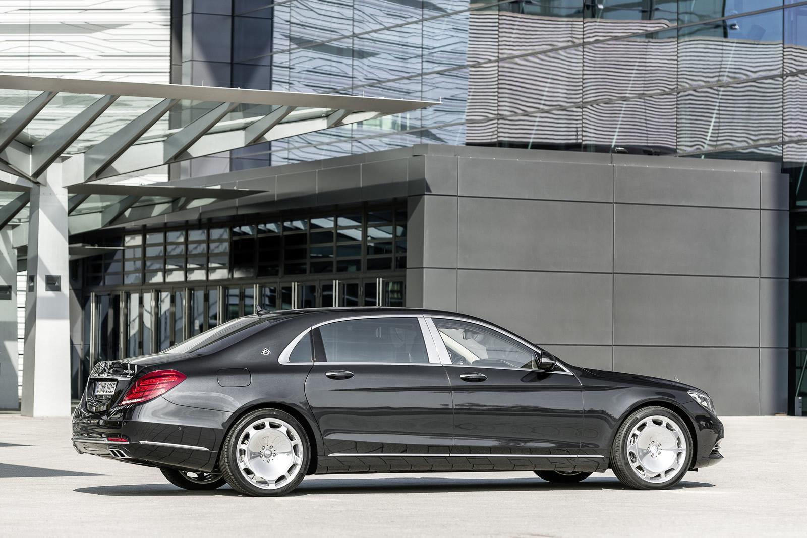 Foto de Mercedes-Benz Clase S Maybach (30/38)