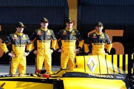 DAMS será el Junior Team de Renault en la GP2