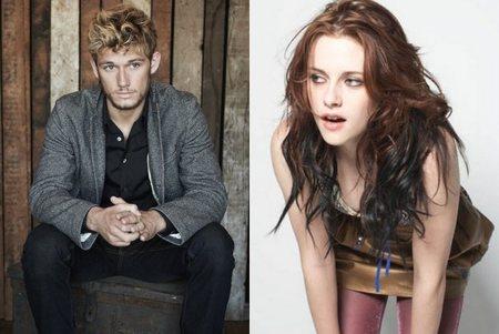 Alex Pettyfer será pareja de Kristen Stewart en 'Cali'