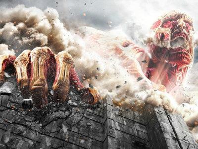 Cómic en cine: 'Ataque a los titanes', de Shinji Higuchi