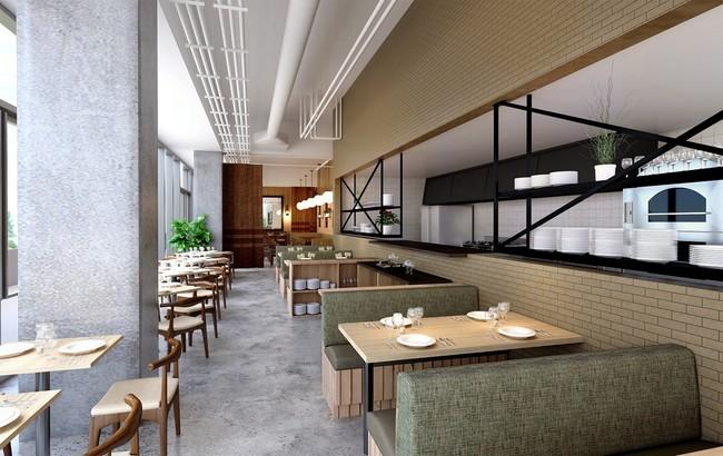 Fi Lia Main Dining Area
