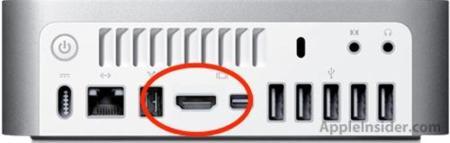 Un Mac mini con HDMI y una nueva tarjeta gráfica podría estar en camino