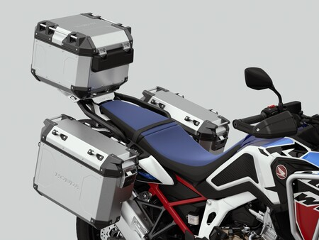 Trasportín Honda Africa Twin 2022