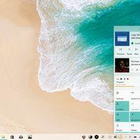 Este concepto de Centro de Acción se inspira en Windows 8 y Windows 10 para mejorar las posibilidades de uso de nuestro PC