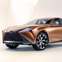 Así imagina Lexus un futuro SUV buque insignia, con el Lexus LF-1 Limitless Concept