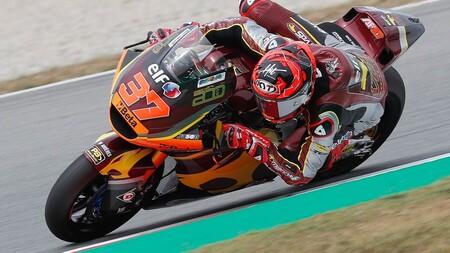 Augusto Fernandez Cataluna Moto2 2021