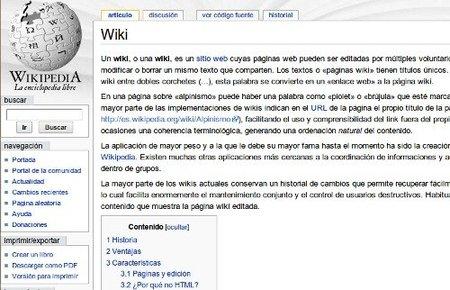 Las posibilidades del Wiki en la empresa