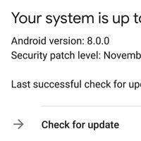 El botón 'Buscar actualizaciones' vuelve a funcionar como es debido en móviles Pixel y Nexus
