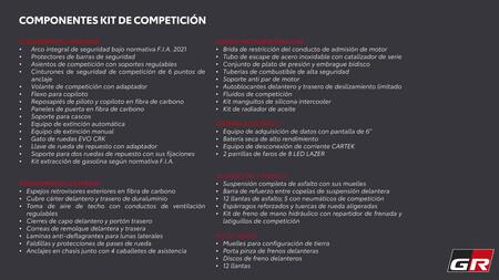 Toyota Gazoo Racing Iberian Cup Presentacion