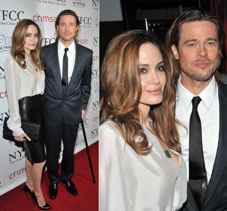 Angelina Jolie NY