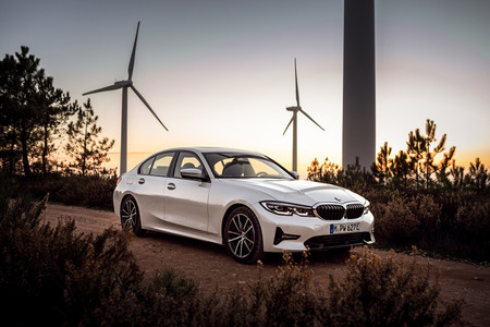 BMW eDrive híbrido enchufable