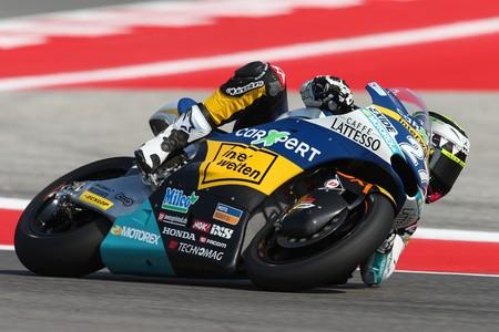 Iker Lecuona Carxpert Interwetten Moto2 San Marino 2016