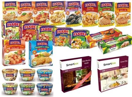 ¿Con quién y dónde disfrutarías de la ensalada perfecta? Participa y gana un pack de experiencias y un lote de productos Isabel [Finalizado]