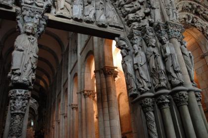 Acceso restringido a la Catedral de Santiago previsto para finales de año