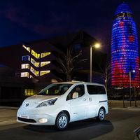 Nissan aumentará la producción de la furgoneta eléctrica e-NV200 en Barcelona, mientras reduce la del resto de coches