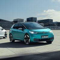Los primeros Volkswagen ID.3 llegarán en septiembre, pero no tendrán todas sus funciones hasta 2021 previa visita en concesionario