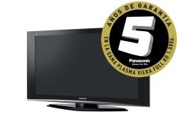 Panasonic ofrece garantía de 5 años en sus televisores FullHD