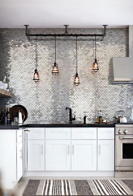 Hermosas lmparas para iluminar la cocina Goplaceit