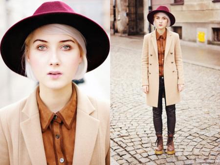 Moda en la calle: tiempo de otoño, tiempo de disfrutar