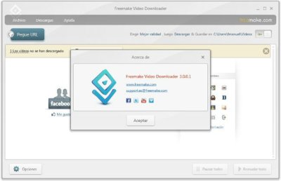 Freemake Video Downloader se renueva con la versión 3.0