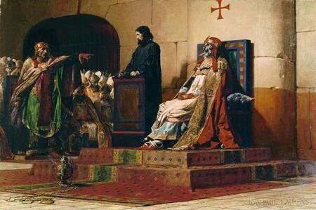 """El cadáver de un Papa en el banquillo de los acusados: cómo eran los """"impeachment"""" medievales"""