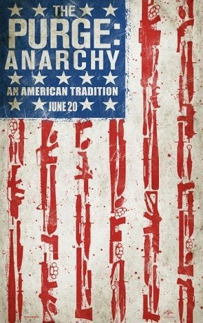 'The Purge: Anarchy', teaser tráiler y cartel de la secuela