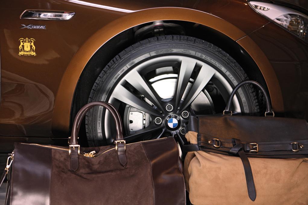 Foto de BMW Serie 5 Gran Turismo Trussardi (12/12)