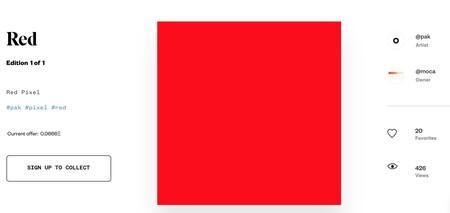 Pixel Rojo