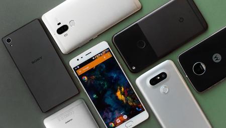 Estos son los 13 mejores smartphones que puedes comprar en México por 7,000 pesos o menos (Edición 2017)