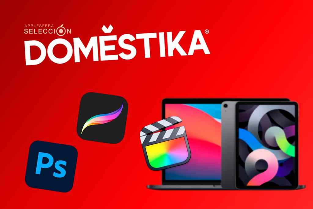 Desarrolla usted creatividad con Domestika: doce cursos para conocer usar Photoshop, Procreate, Final Cut Pro X y más