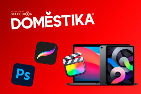 Desarrolla tu creatividad con Domestika: 12 cursos para saber usar Photoshop, Procreate, Final Cut Pro X y más