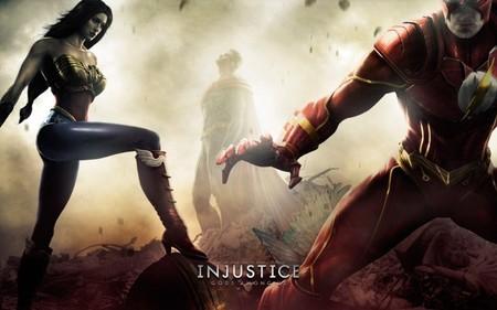 Batman contra Flash y Superman contra Green Lantern en 'Injustice: Gods Among Us'