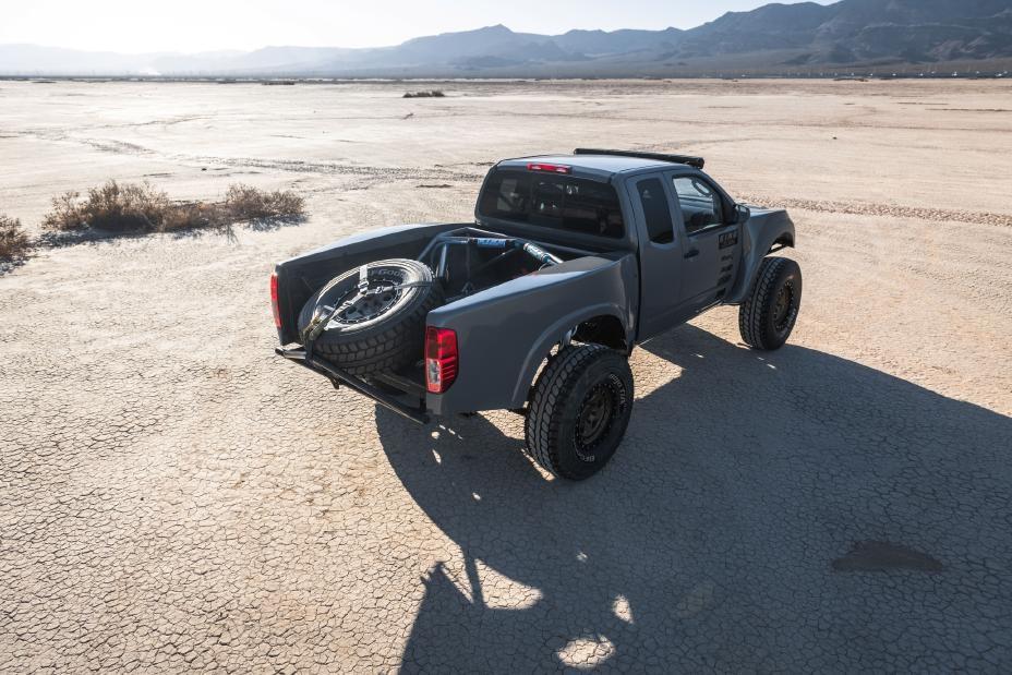 Foto de Nissan Frontier Desert Runner (4/22)