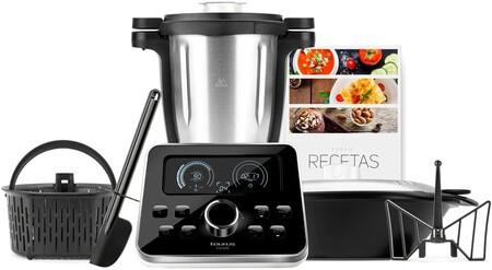 Taurus Foodie Robot De Cocina Multifuncion
