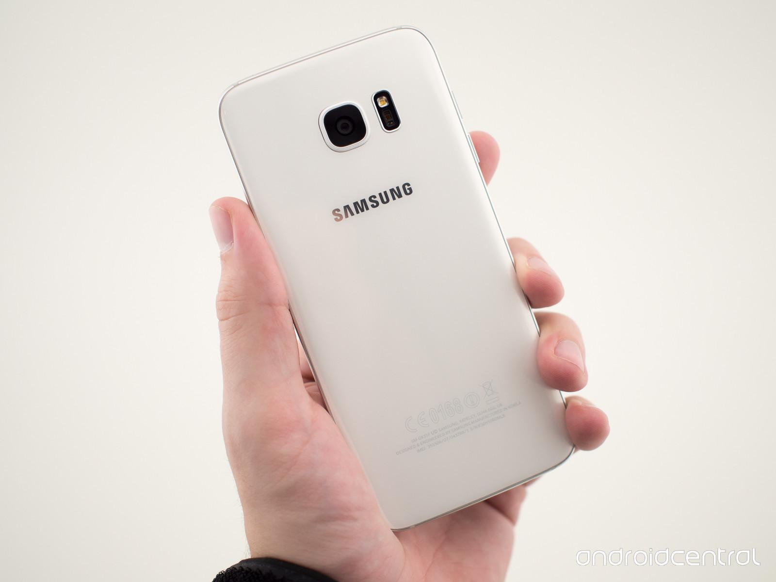 Foto de Samsung Galaxy S7, blanco (1/3)