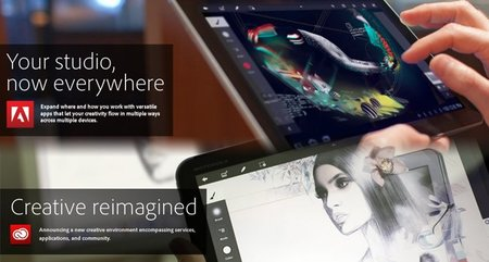 Novedades en Adobe Touch Apps y Adobe Creative Cloud