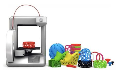 Cubify te espera para imprimir objetos