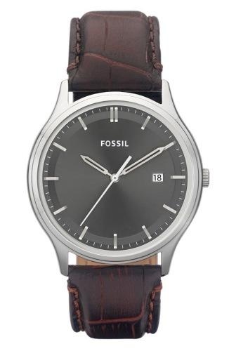 Fossil Heritage, un reloj elegante para los más discretos