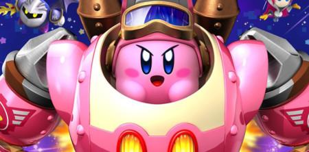 Kirby  pulverizará alienígenas a golpe de Robobot en Kirby Planet Robot